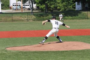 JP Somers pitched 4 scoreless innings.
